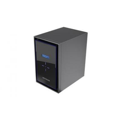 Netgear RN42800-100NES NAS - Zwart