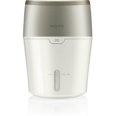 Philips luchtbevochtiger: Luchtbevochtiger HU4803/01 - Metallic, Wit