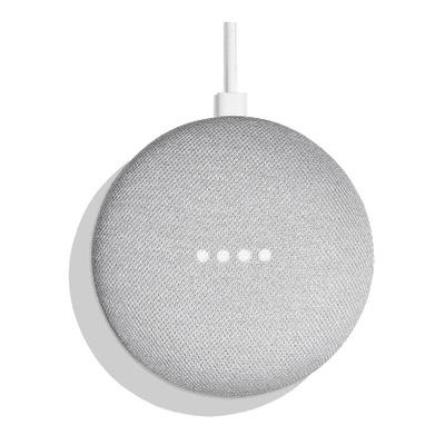 Google draagbare luidspreker: Home Mini - Grijs
