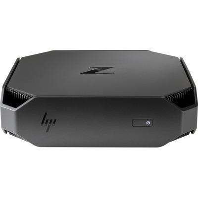 """HP Z2 G4 Mini + NVIDIA P1000 bundel met gratis 27"""" monitor Pc - Zwart"""