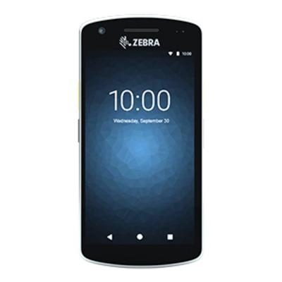 """Zebra EC50 5"""" 4GB 2.2 Ghz Wi-Fi PDA - Zwart, Grijs, Wit"""