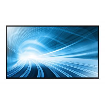 Samsung public display: ED55D - Zwart