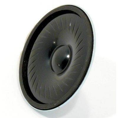 Visaton Speaker: VS-K50FL-16 - Zwart