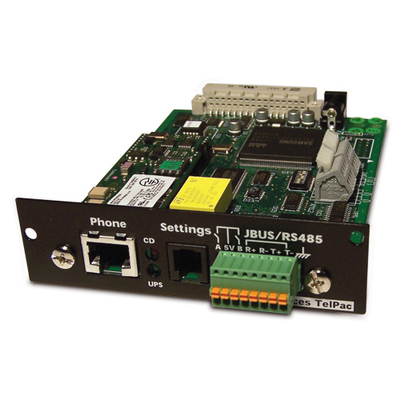 APC 66096 - MGE PowerServices TelPac Card Energiedistributie