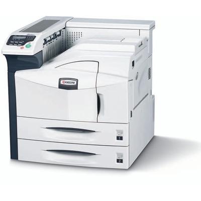 KYOCERA FS-9130DN Laserprinter - Zwart, Wit
