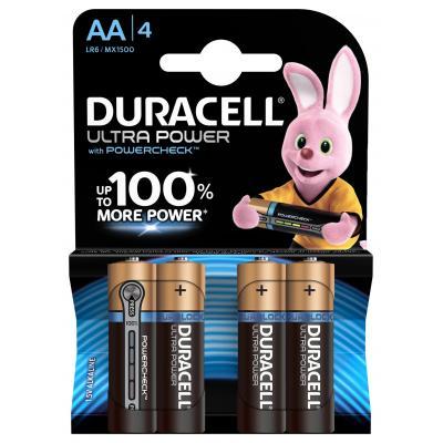 Duracell batterij: AA Ultra Power batterijen (4 stuks)