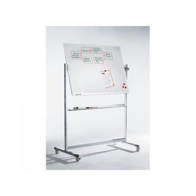 Legamaster prikbord: Viltstiftbord Kantelbaar 100x200cm