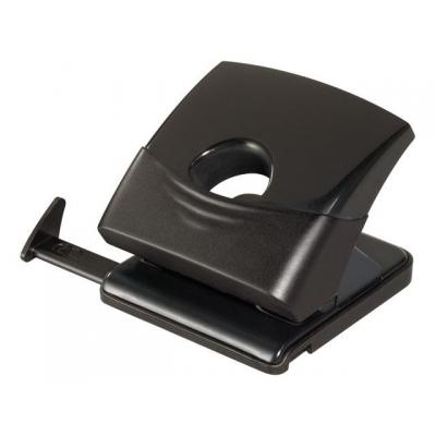 Staples perforator: Perforator SPLS 7484 30vel zwart