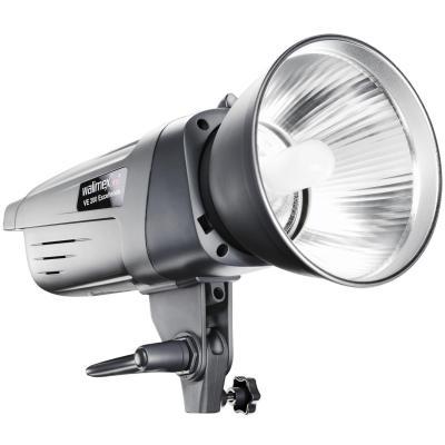 Walimex fotostudie-flits eenheid: VE-200 Excellence - Zwart, Grijs