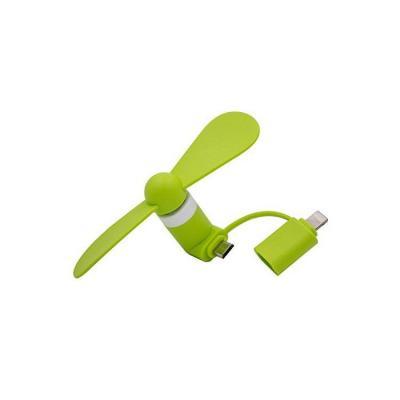 Ultron cooling accessoire: mini fan - Groen