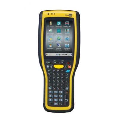 CipherLab A973C7CFN33U1 - Alphanumeric PDA - Zwart, Geel