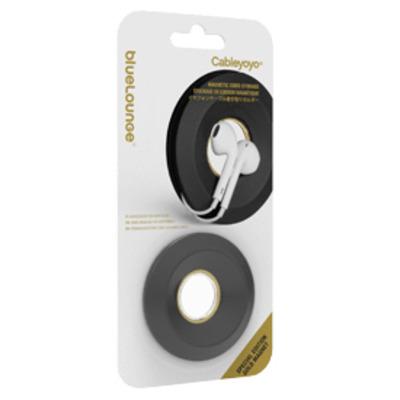 Bluelounge Cableyoyo Koptelefoon accessoire - Zwart