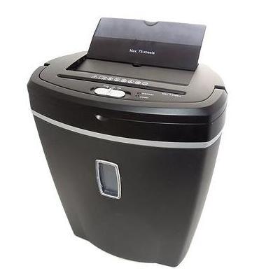 Peach papierversnipperaar: PS500-50 - Zwart