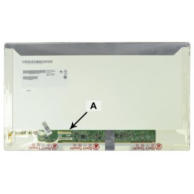 2-Power notebook scherm 15,6 (1366x768) LED HD Mat