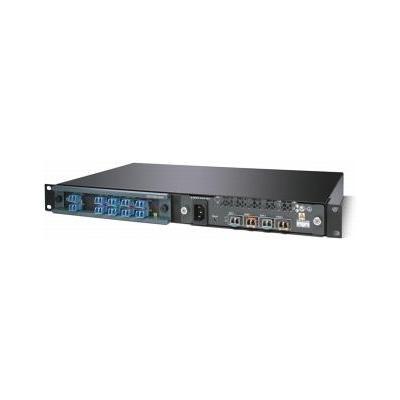 Cisco netwerkchassis: 2-slot CWDM Chassis