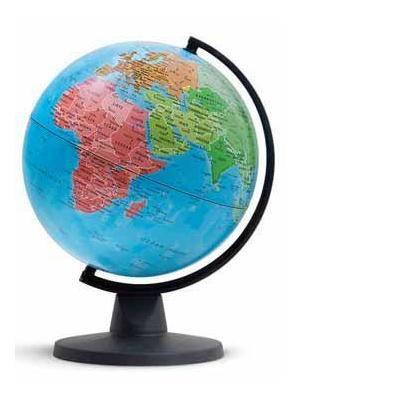 Rombouts globe: Wereldbol Mini Franstalige tekst