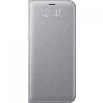 Samsung Galaxy S8 LED View Cover Zilver mobile phone case