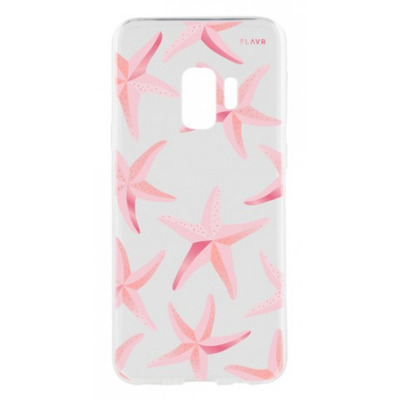 FLAVR 31554 Mobile phone case - Roze, Wit