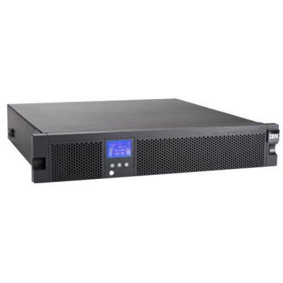 IBM UPS 1500VA LCD UPS - Zwart