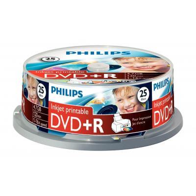 Philips DVD+R DR4I6B25F/00 DVD