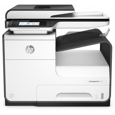 HP PageWide 377dw Multifunctional - Zwart, Wit