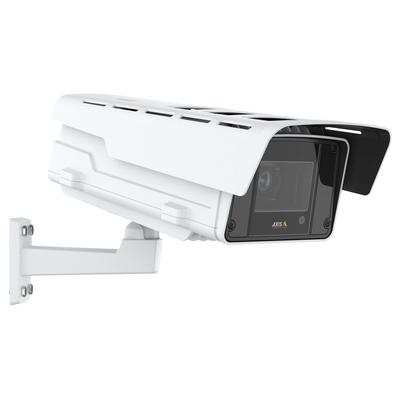 Axis Q1647-LE Beveiligingscamera - Zwart, Wit