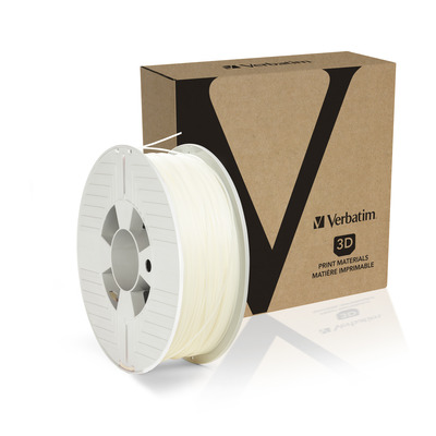 Verbatim PP-filament 3D printing material - Wit
