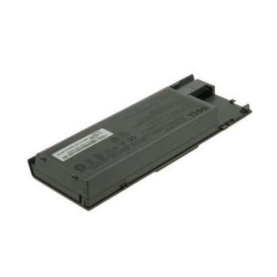 Dell batterij: Li-ion, 11.1V, 6 cells, 56Wh, black - Zwart