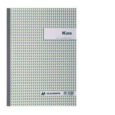Exacompta bedrijfsformulier: KASBOEK NCR DUPLI 29,7X21 NL