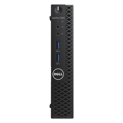 Dell pc: OptiPlex 3050 - Zwart