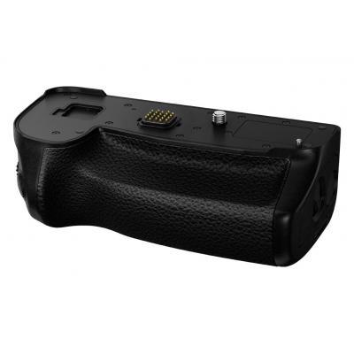 Panasonic 136.1x75.5x46.3mm, 254g, Black Digitale camera batterij greep - Zwart
