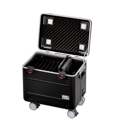 """Parat Case C10, zwart, voor 10 chromebooks tot 15,6"""" Opbergdozen voor hulpmiddelen"""