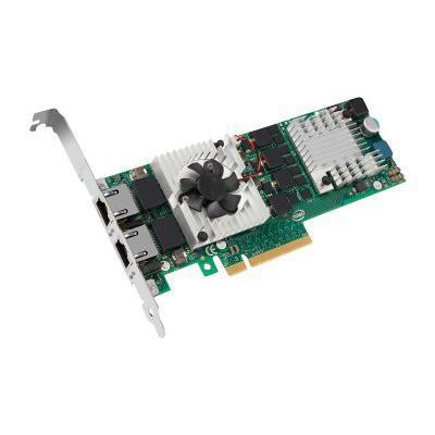 Lenovo netwerkkaart: 10Gbps Ethernet X520-T2 Server Adapter by Intel