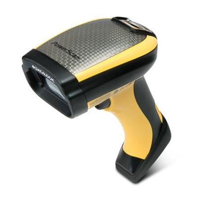 Datalogic barcode scanner: PowerScan PD9530-DPM - Zwart, Geel