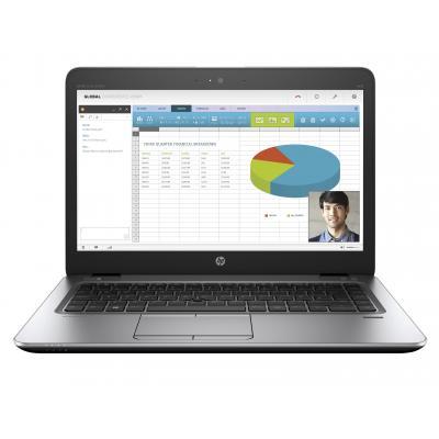 HP laptop: mt42 mobiele thin client - Zilver (Demo model)
