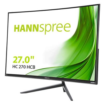 Hannspree HC 270 HCB Monitor - Zwart