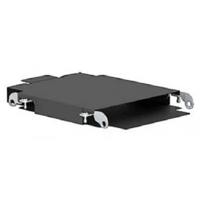 Hp notebook reserve-onderdeel: Hard Drive Hardware Kit, includes bracket - Zwart, Metallic