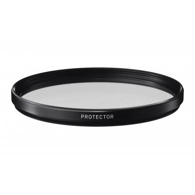 Sigma camera filter: 105mm Protector - Zwart