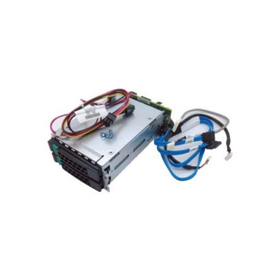 Intel 2U Rear Hot-swap Dual Drive Cage Upgrade Kit A2UREARHSDK2 drive bay - Zwart, Grijs