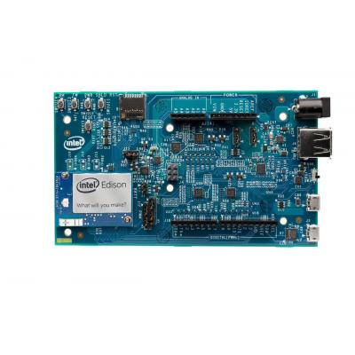 Intel : Edison Kit for Arduino