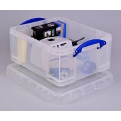 Really useful boxes : 18L Box Transparant