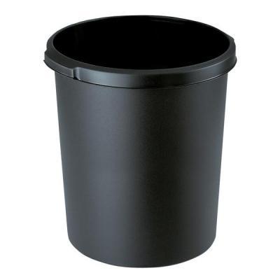 Han prullenbak: Standard - Zwart