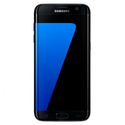 Samsung smartphone: Galaxy S7 Edge 32GB (zwart) (Approved Selection Budget Refurbished)