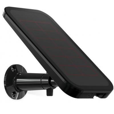 Arlo beveiligingscamera bevestiging & behuizing: Zonnepaneel - Zwart
