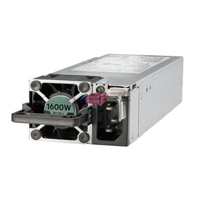 Hewlett Packard Enterprise 830272-B21 Power supply unit - Zwart, Grijs