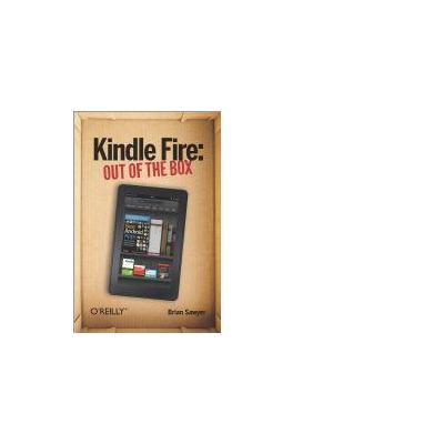 O'reilly boek: Media Kindle Fire: Out of the Box - eBook (PDF)
