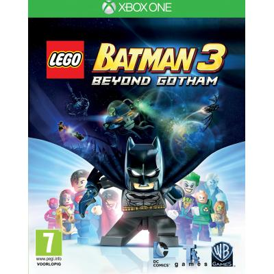 Warner bros game: LEGO Batman 3, Beyond Gotham  Xbox One