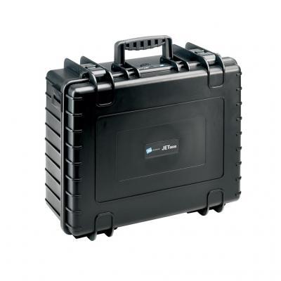 B&W JET 6000 - Zwart
