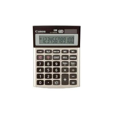 Canon calculator: LS-120TSG - Goud