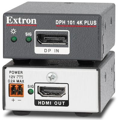 Extron DPH 101 4K PLUS Kabel adapter - Grijs
